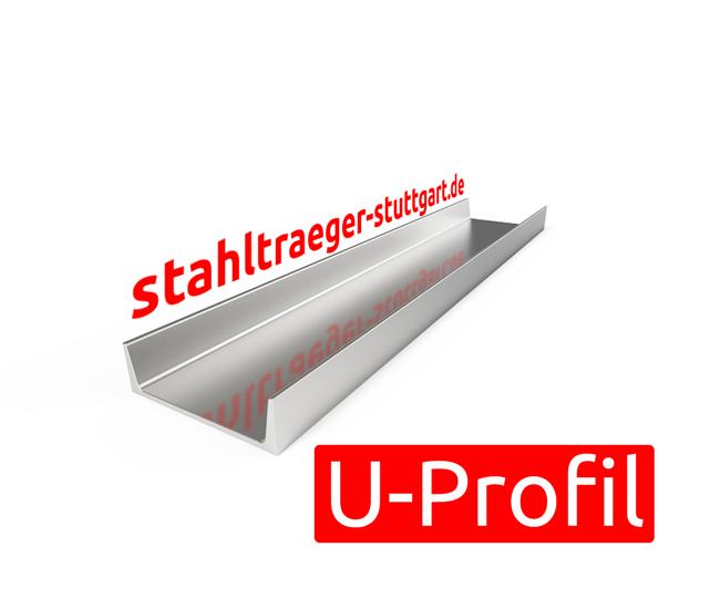 Qualitäts-Stahlträger U-Profil